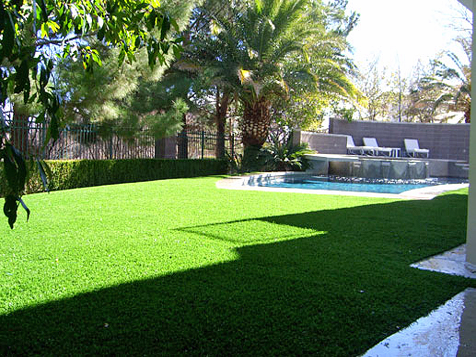 Artificial Grass Carpet Clayton, New Mexico Landscaping, Above Ground  Swimming Pool