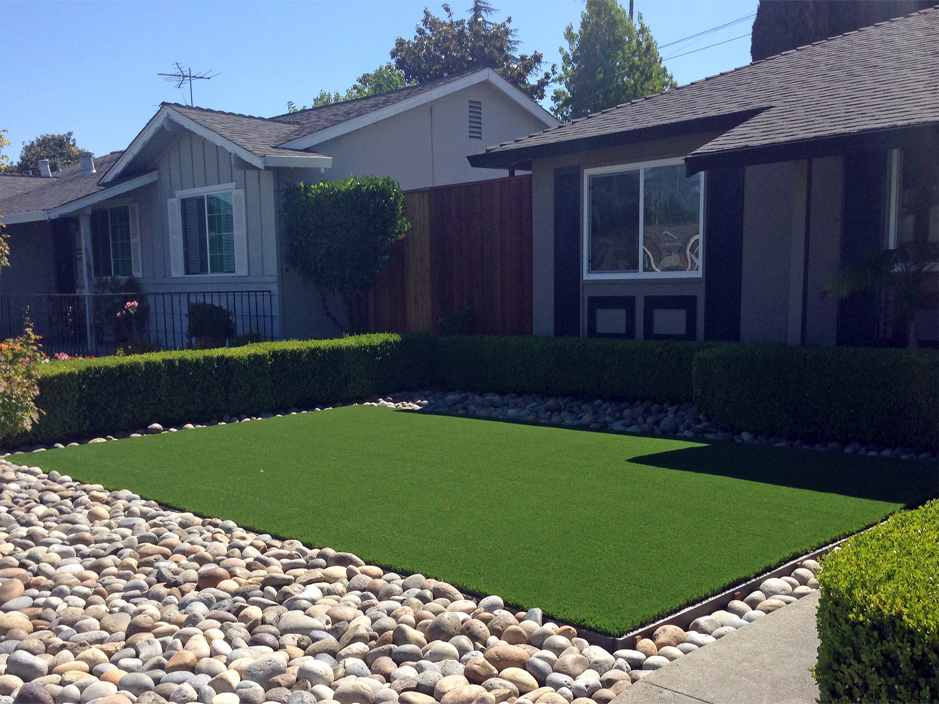 Artificial Lawn Skyline Ganipa, New Mexico Landscape Design, Front Yard  Landscaping