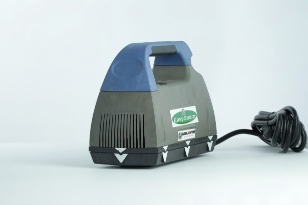 EasySeam Machine installgrass