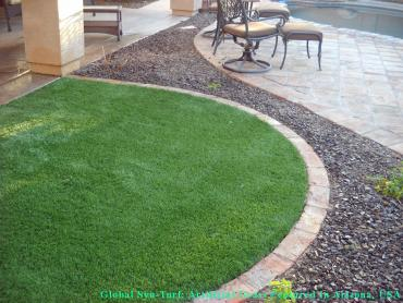 Artificial Grass Bosque Farms, New Mexico Landscape Photos, Front Yard artificial grass