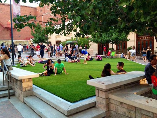 Artificial Grass Photos: Artificial Grass Carpet Lordsburg, New Mexico Rooftop, Commercial Landscape