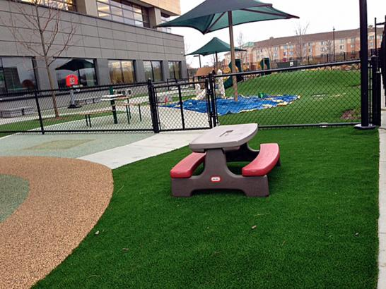Artificial Grass Photos: Artificial Grass Installation Ramah, New Mexico Playground Safety, Swimming Pools