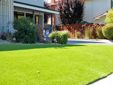 Artificial Grass Photos: Artificial Turf Tajique, New Mexico Landscape Rock, Small Front Yard Landscaping
