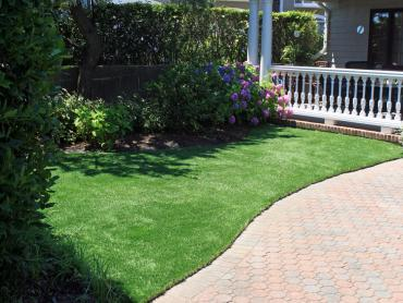 Artificial Grass Photos: Fake Grass Moriarty, New Mexico Landscaping Business, Front Yard Design