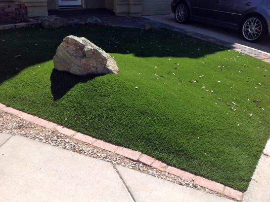 Artificial Grass Photos: Fake Lawn Cochiti, New Mexico Landscape Photos