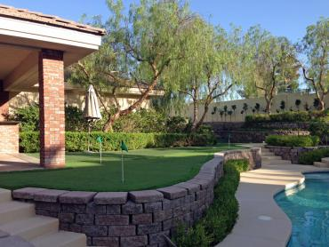Artificial Grass Photos: Fake Lawn Navajo Dam, New Mexico Indoor Putting Green, Front Yard Landscape Ideas