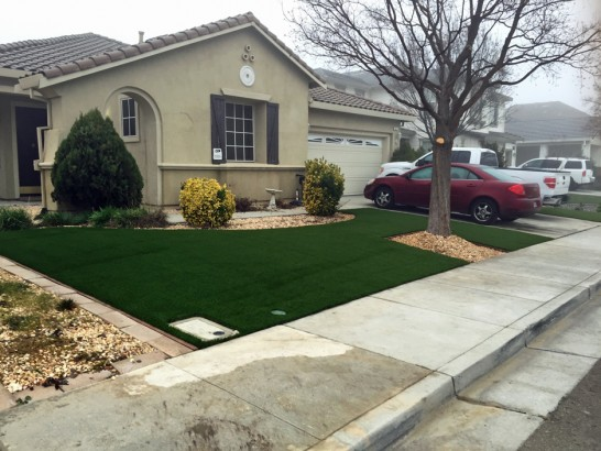 Artificial Grass Photos: Fake Turf Berino, New Mexico Landscape Rock, Small Front Yard Landscaping