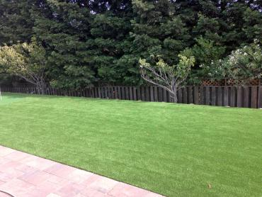 Artificial Grass Photos: Grass Installation Belen, New Mexico Backyard Playground, Backyard Landscape Ideas