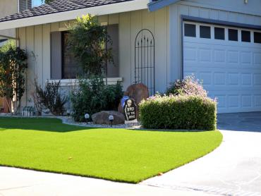 Artificial Grass Photos: Grass Installation Ponderosa Pine, New Mexico Home And Garden, Front Yard Landscape Ideas