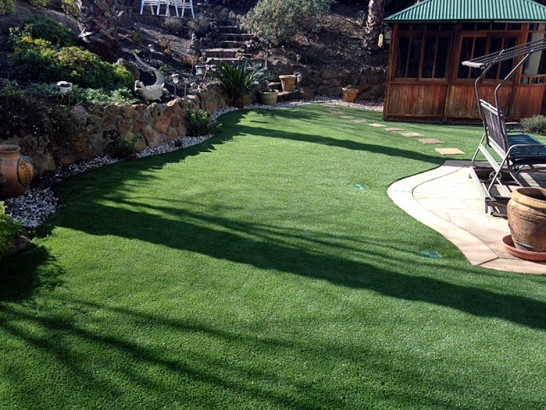 Artificial Grass Photos: Green Lawn Bayard, New Mexico Landscape Rock, Backyard Garden Ideas