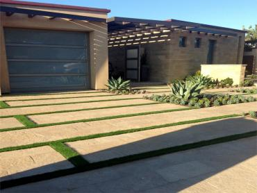 Artificial Grass Photos: Green Lawn Hatch, New Mexico Landscape Rock, Front Yard Landscaping