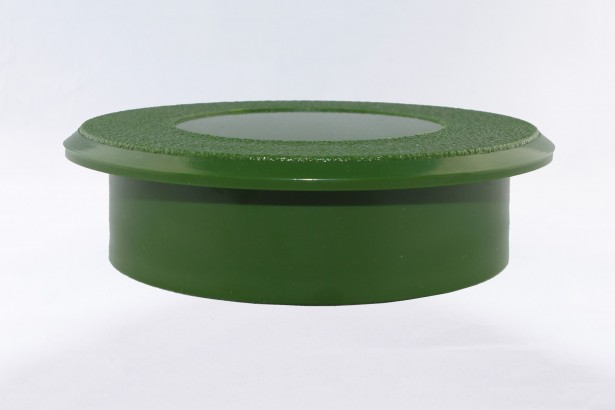 Golf Hole Cup Cover for Putting Green Cups installgrass