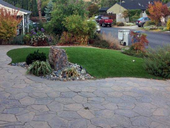 Artificial Grass Photos: Outdoor Carpet Cundiyo, New Mexico Lawn And Landscape, Front Yard
