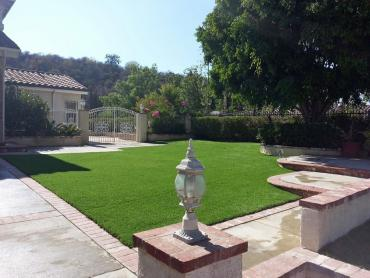 Artificial Grass Photos: Plastic Grass Nageezi, New Mexico Landscape Rock, Front Yard Landscaping