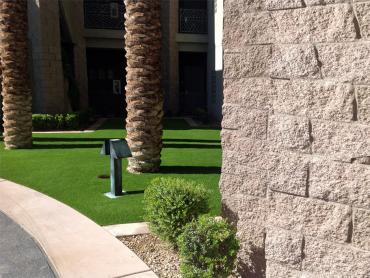 Artificial Grass Photos: Synthetic Grass Paradise Hills, New Mexico Landscaping, Commercial Landscape