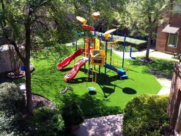 Artificial Grass Photos: Synthetic Lawn Escondida, New Mexico Upper Playground, Commercial Landscape