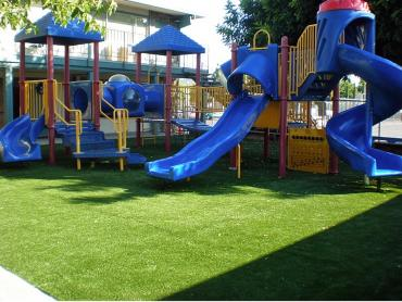 Turf Grass Columbus, New Mexico Indoor Playground, Commercial Landscape artificial grass