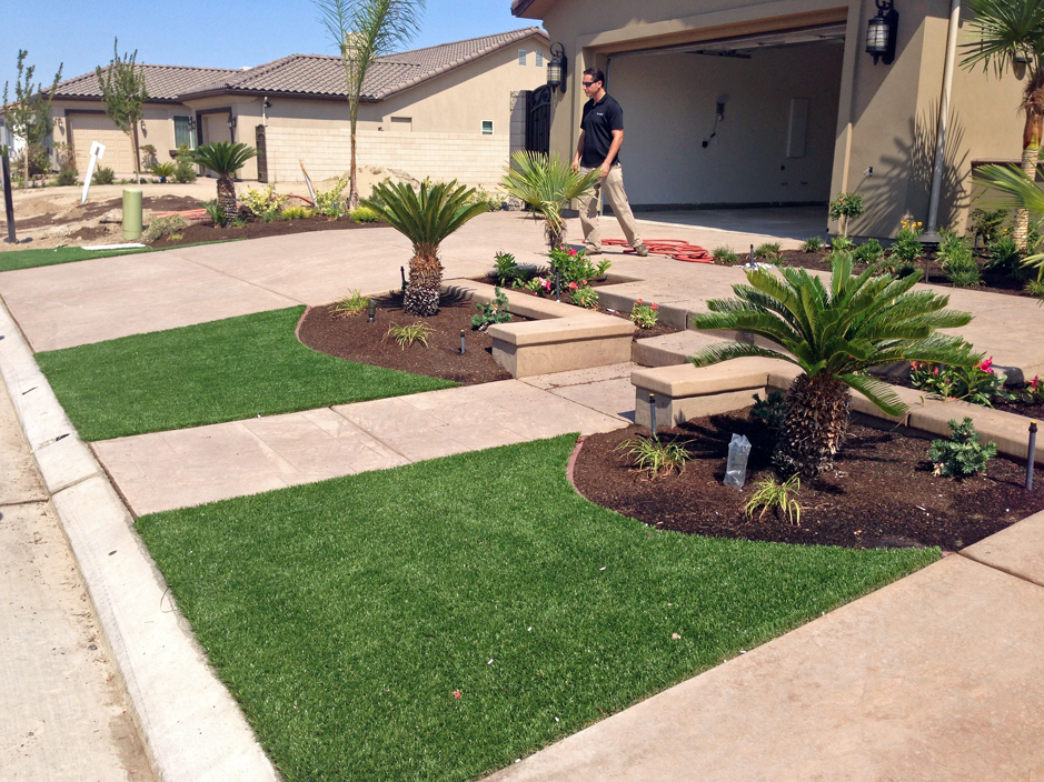 Synthetic grass la puebla new mexico landscape design for New design landscaping